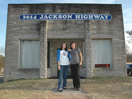 muscle shoals sound studio outside